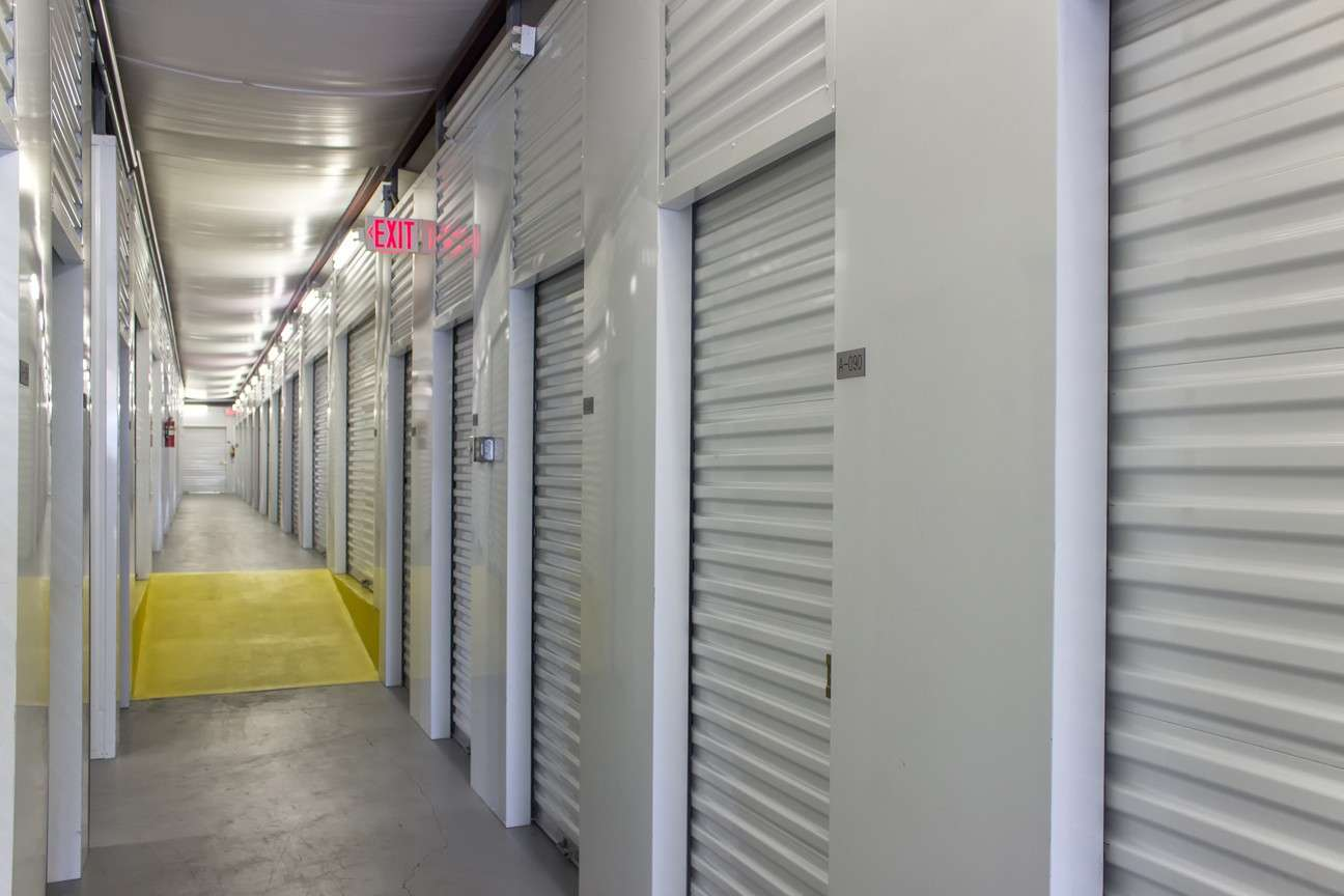 Interior Units & Details for Move It Self Storage - Temple