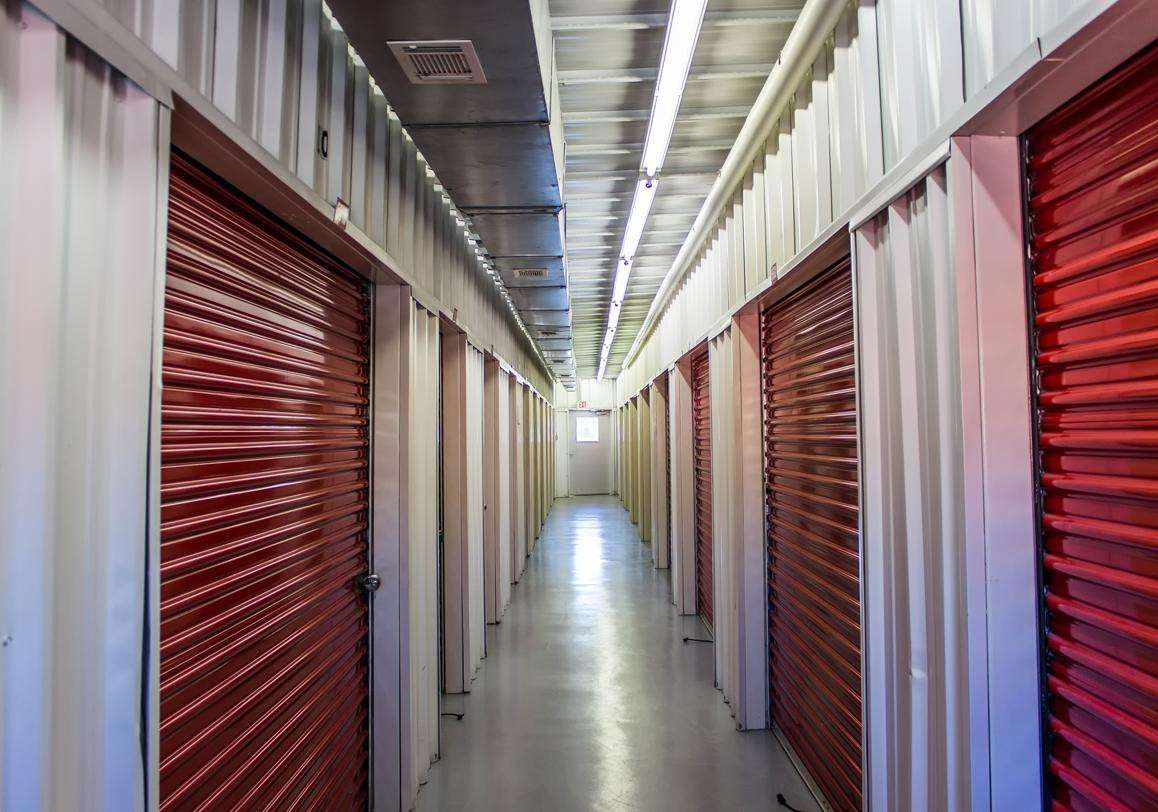 Interior Units & Details for Move It Self Storage - Pearland